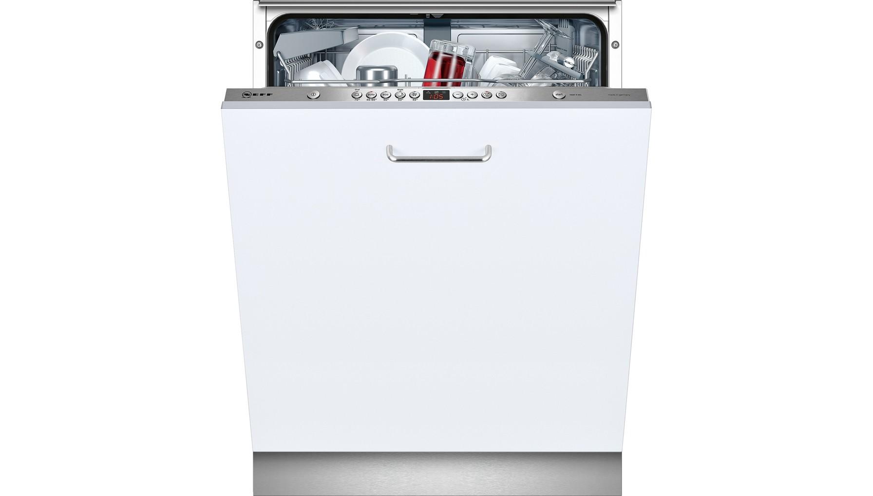 схема встройки посудомоечной машины